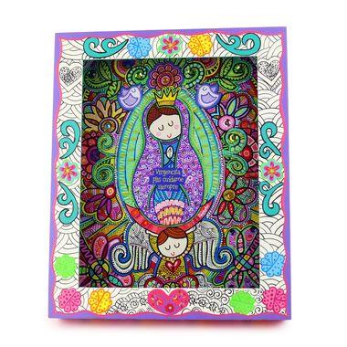 Cuadro-Estampa-Grande-Rosa-Virgen
