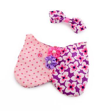 Mameluco-Dots-y-Flores-Rosa-con-Lila-Prematuro