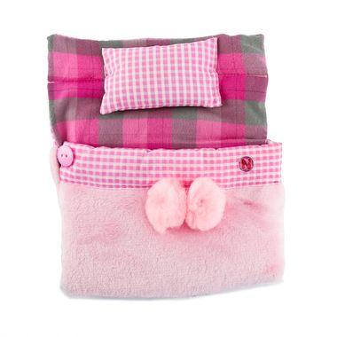 porta-bebe-rosa-pompones-prematuro
