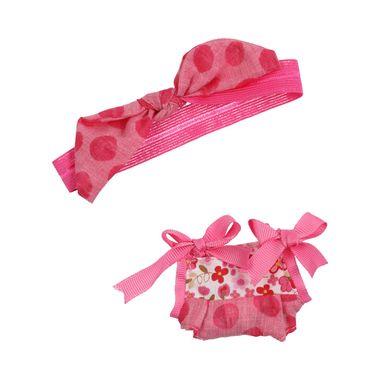 Vestido-Peto-Flores-Rosa