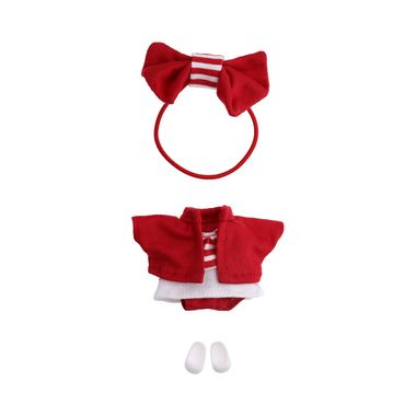 vestido-blanco-saco-rojo
