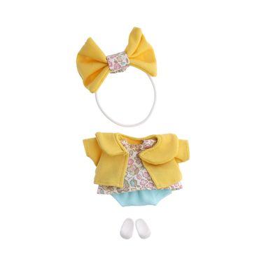 vestido-flores-saco-amarillo