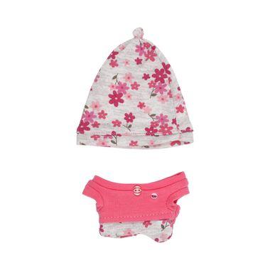 pijama-rosa-gris-flores-sigoto