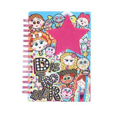 cuaderno-plush-estrella
