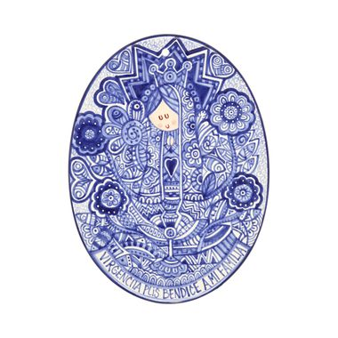 placa-oval-25x35