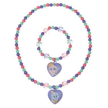 Set de collar y pulsera Sirena