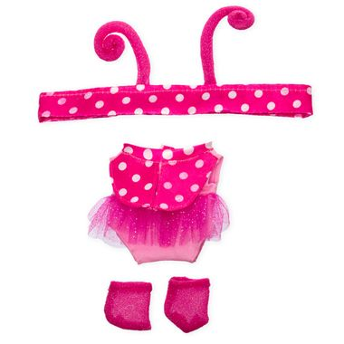 Disfraz de catarina Rosa para Prematuro