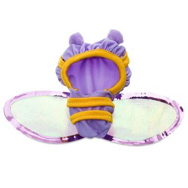 Disfraz de abejita lila para Mikromerito