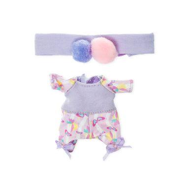 Pijama-de-Fresas-con-Diadema-Pompones-para-Mini-Bobozidad