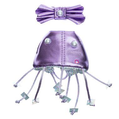 Accesorio-de-juego-vestido-medusa-rosa-aquamerito