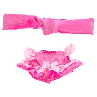 Accesorio-de-juego-vestido-rosa-Mini-Bobozidades-Bale-Drims-Edishon
