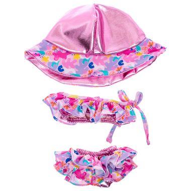 Accesorio-de-juego-K-ki-to-Cutiur-bikini-con-sombrero-rosa